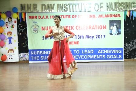 Kathak Dance Perform