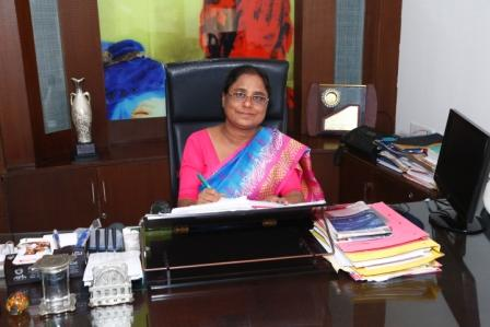 Dr. Mrs. Veena Williams(Principal Ji)