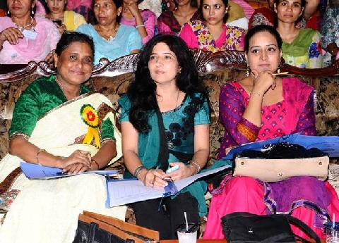 S.N.A Advisor Principal Mrs. Veena Williams with honorable guests